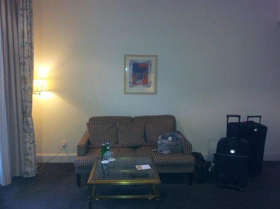Copenhagen Plaza Hotel : room