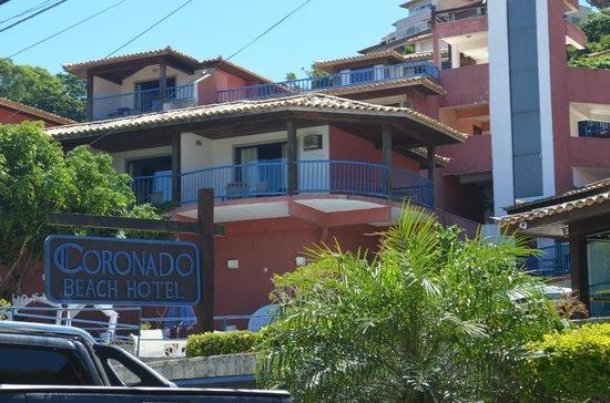 Coronado Beach Hotel : vista do HOTEL