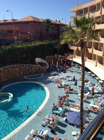Aparthotel Buenos Aires : swim pool