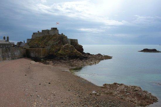 Elizabeth Castle view