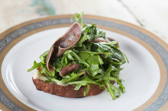 The Spread: Beef Tongue