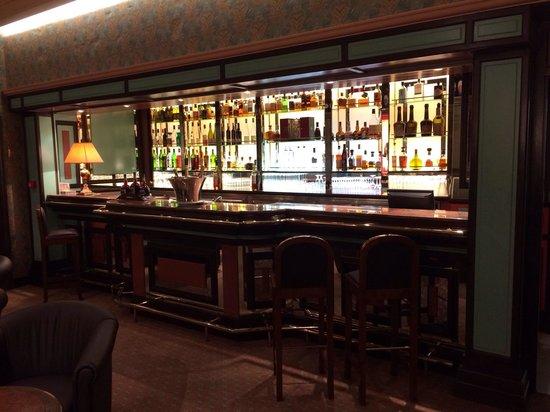 Villa Florentine: Le bar