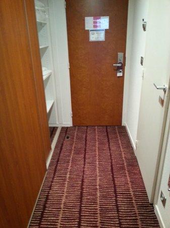 Mercure Blois Centre: couloir chambre