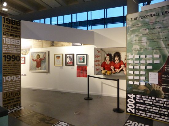 National Football Museum - George Best