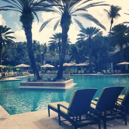 The Westin St. John Resort: The pool