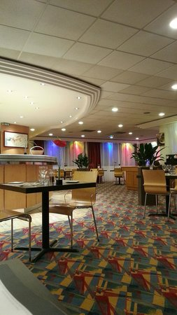 Hotel Mercure de Blois Centre : Restaurant/petit déjeuner