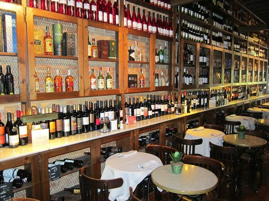 Restaurante La Palmera: Local