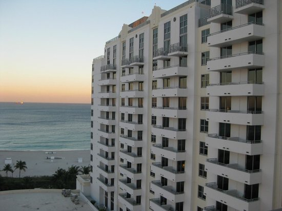 Loews Miami Beach Hotel: Nice View