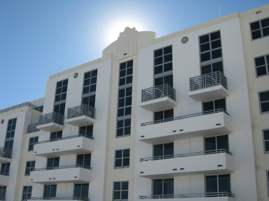 Loews Miami Beach Hotel: Sunrise