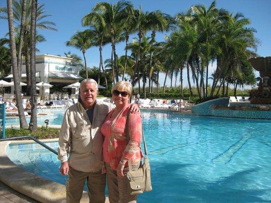 Loews Miami Beach Hotel: Pool View