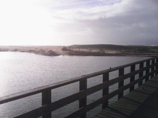 Praia dos Salgados: Muito bom.
