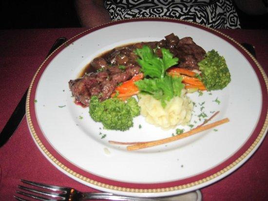 French Restaurant Skirt Steak
