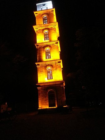 Bursa Clocktower: Tophane