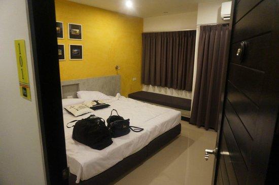 Ideo Phuket Guesthouse: Chambre Ideo Phuket