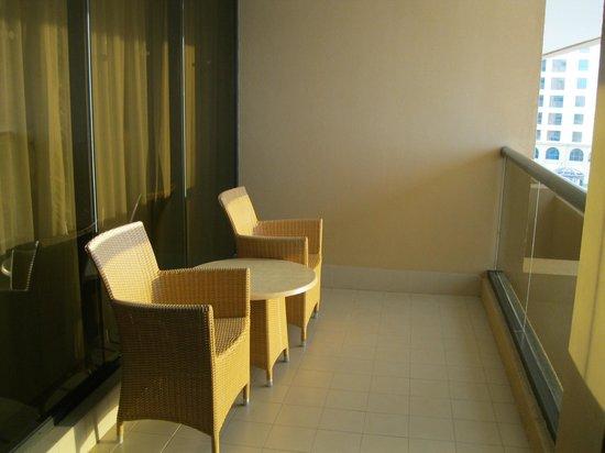 Le Royal Meridien Beach Resort & Spa: Balcony