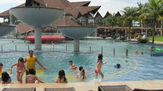 Recanto Cataratas Thermas Resort & Convention : Piscina