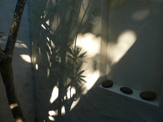 Lakaz Chamarel Exclusive Lodge: jeu d'ombre