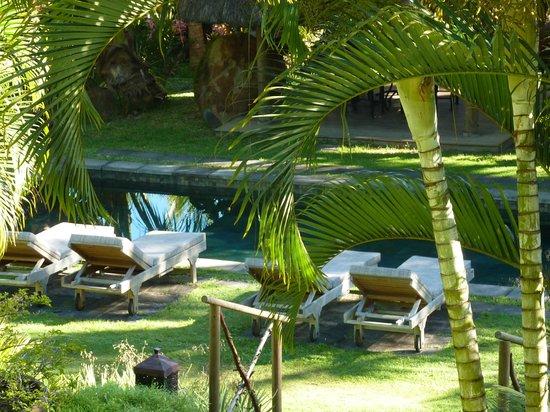 Lakaz Chamarel Exclusive Lodge: piscine