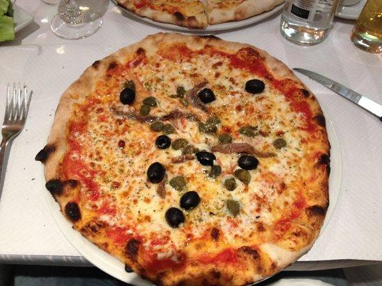 Pizza Tina : Bella e anche molto buona!
