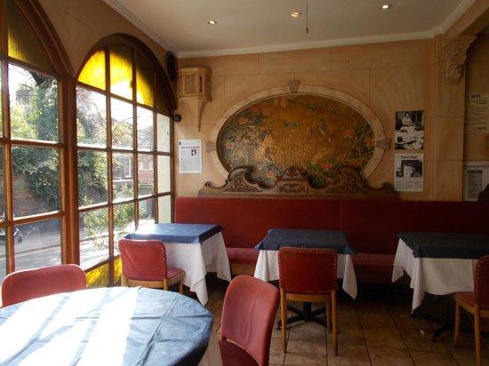 La Gaffe : Dining Room