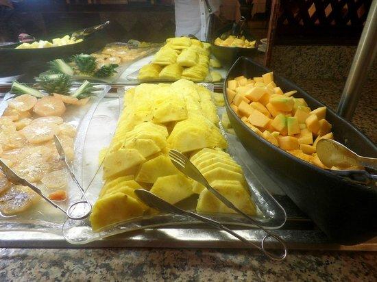 ClubHotel Riu Bambu: fruta bufet