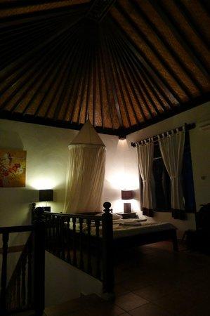 Bucu View Resort: Bungalow à deux niveaux