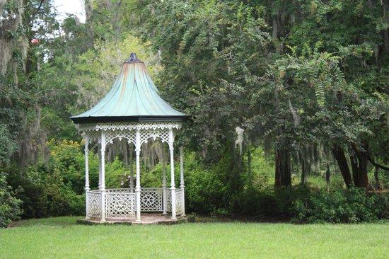 Magnolia Plantation & Gardens: Garden Gazebo
