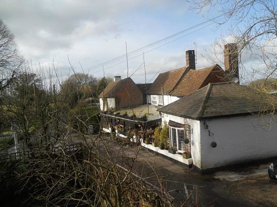 The Chequers Inn at Well: cheque mate