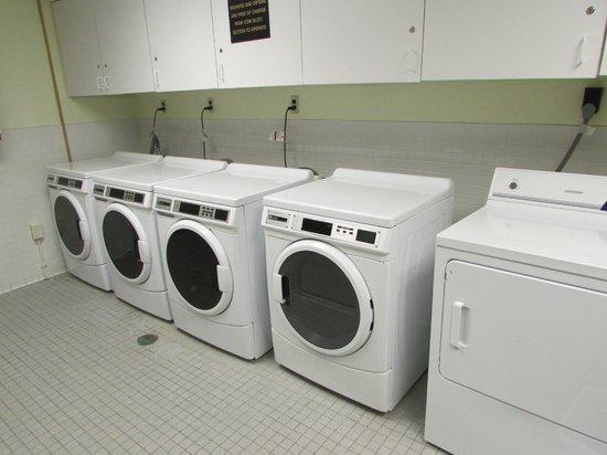 IHG Army Hotels on West Point (Bldg 785): Laundry
