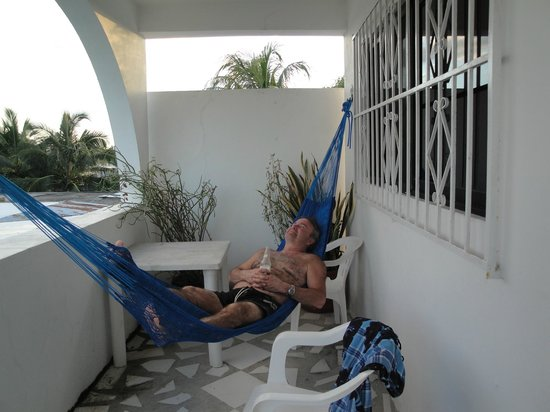 IslaMar Vacation Villas: wonderful hammocks
