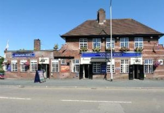 The Golden Hind: Golden hind great place to eat and meet