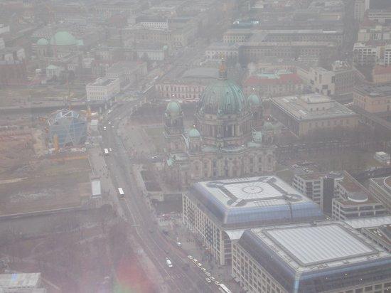 Television Tower: Stupenda Berlin
