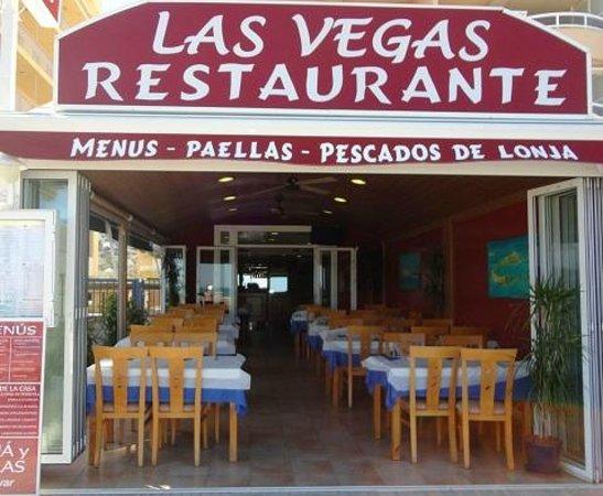 Restaurante Las Vegas - Experts Paellas: www.lasvegaspeniscola.es
