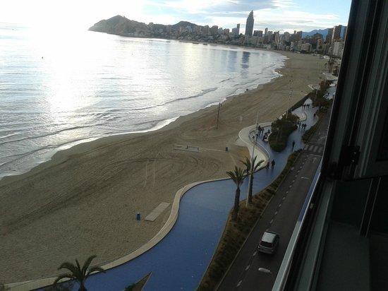 Villa Del Mar Hotel : Vistas desde mi ventana