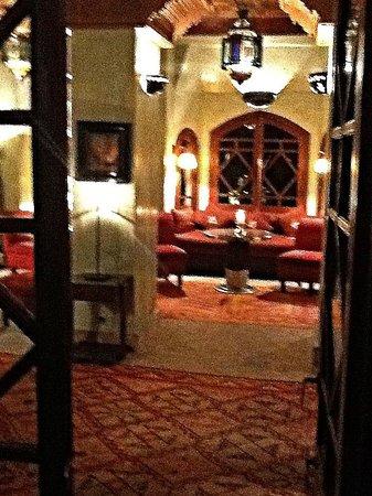 Restaurant of La Maison Arabe: Hotel
