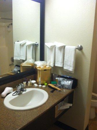 Primm Valley Resort & Casino : Bathroom room 2266