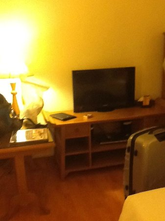 Silom Serene: Room