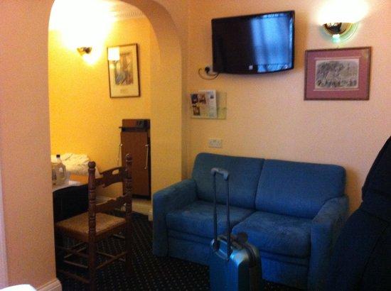 Mermaid Suite Hotel : Foto al check out