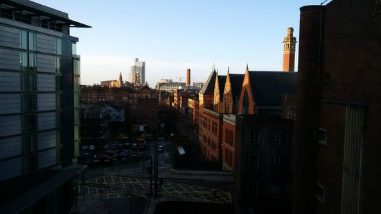 Malmaison Manchester: View from Suite 508