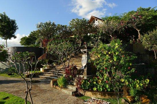 "Bedulu Resort : Dans la zone des chambres ""supérieures"""