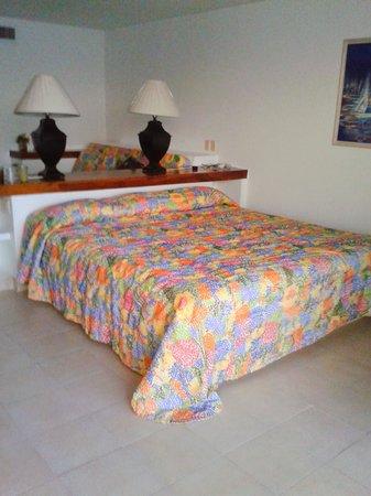 Ritz Acapulco : Habitación