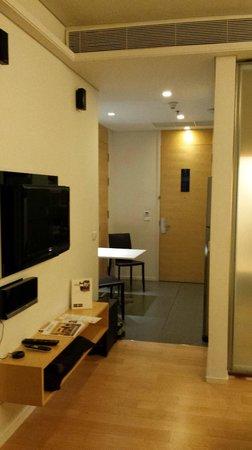 Somerset Sukhumvit Thonglor Bangkok : Room 1213