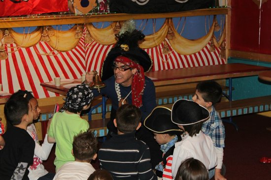 Long Island Puppet Theatre: The talented puppeteer and owner