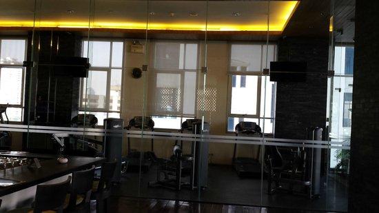 Somerset Sukhumvit Thonglor Bangkok : gym