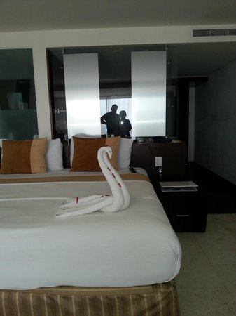 Grand Oasis Tulum: Room set in Style - great service