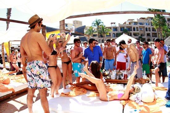 Nikki Beach Pool Party
