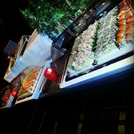 benihana sushi buffet for 40 person every monday tuesday and rh tripadvisor com benihana all you can eat sushi el salvador
