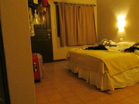 Marcopolo Inn Iguazu : habitacion