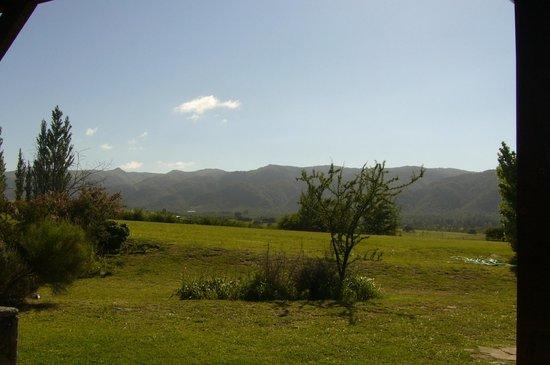 Chamonix: Paisaje: vista de las Sierras Grandes