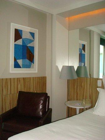 Pestana Rio Atlantica Hotel: Dormitório